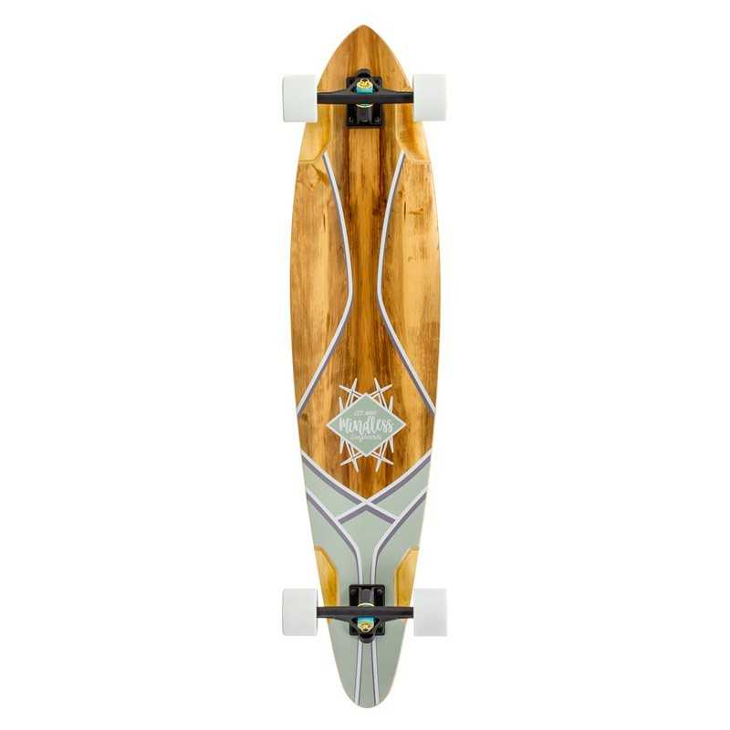 mindless core pintail longboard