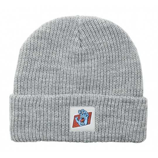 Santa Cruz Work Hand Athletic Heather Beanie