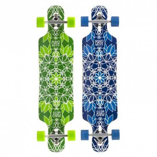 Mindless sanke 3 longboard skateboard