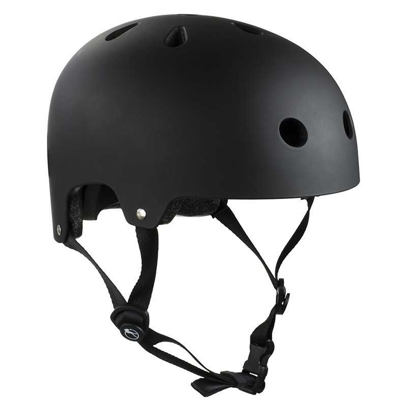 SFR Essentials Matt Black Helmet