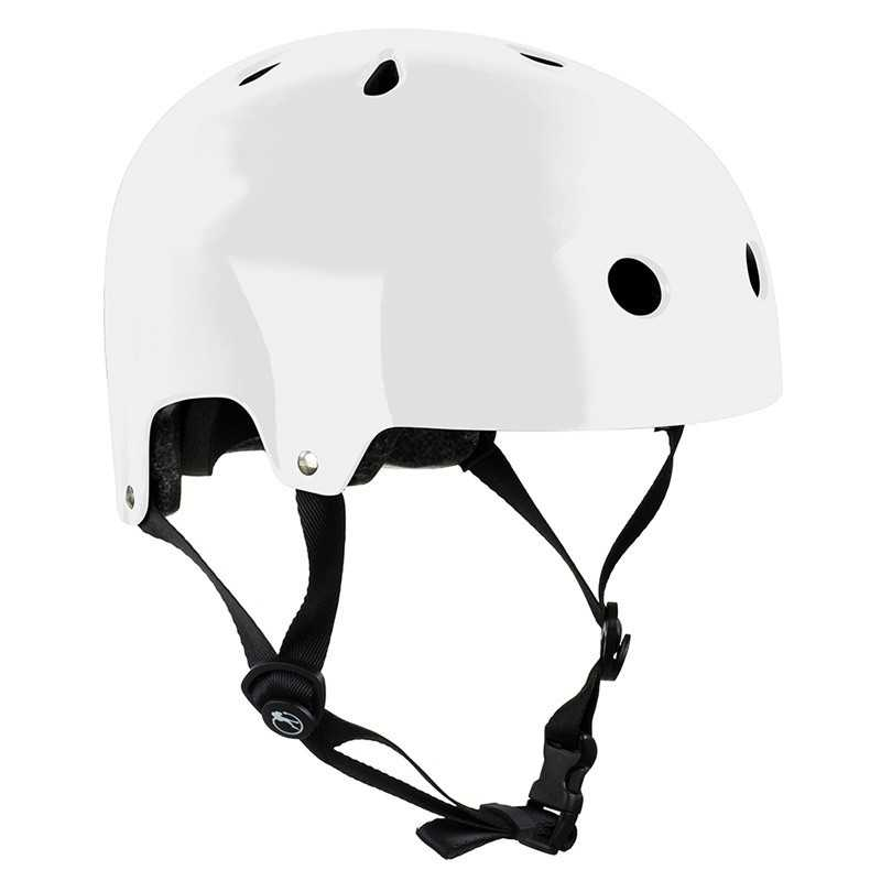 SFR Essentials Gloss White Helmet