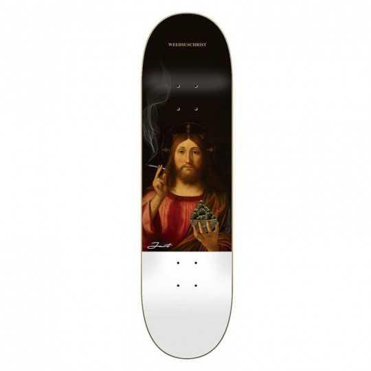"""Jart Renaissance II 8"""" HC Weedsuschrist Plateau Skateboard"""