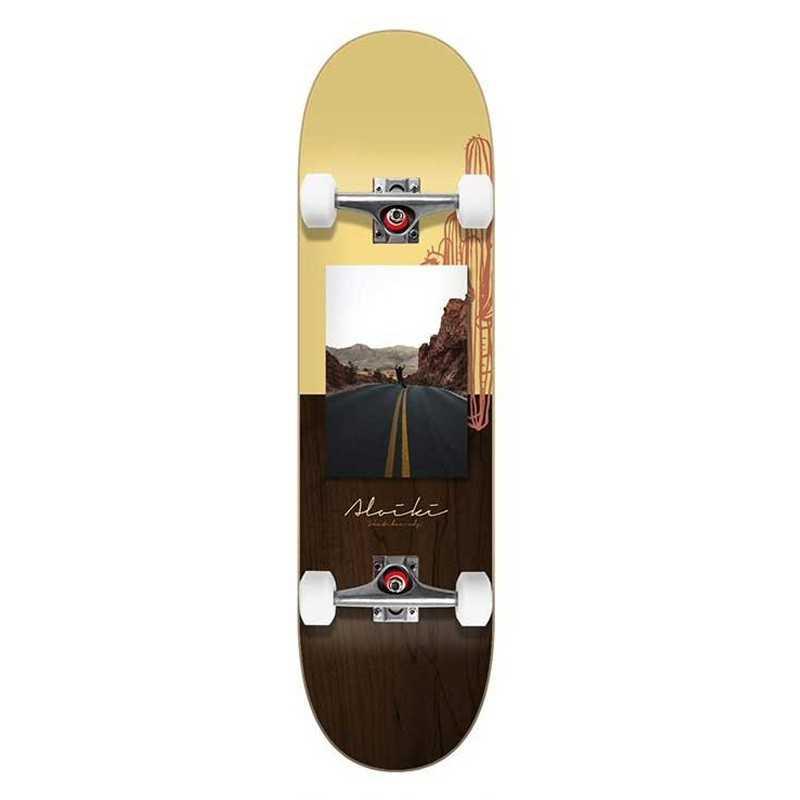 """Aloiki Road 7.6"""" Skateboard"""