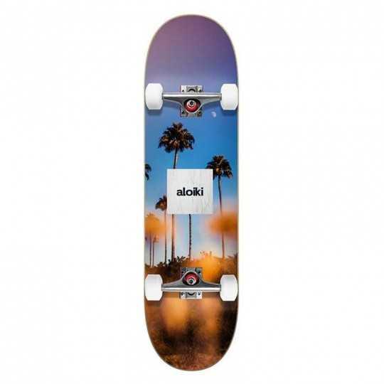 """Aloiki Sunset 7.75"""" Skateboard"""