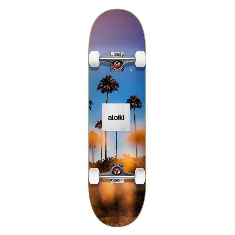 "Aloiki Sunset 7.75"" Skateboard"
