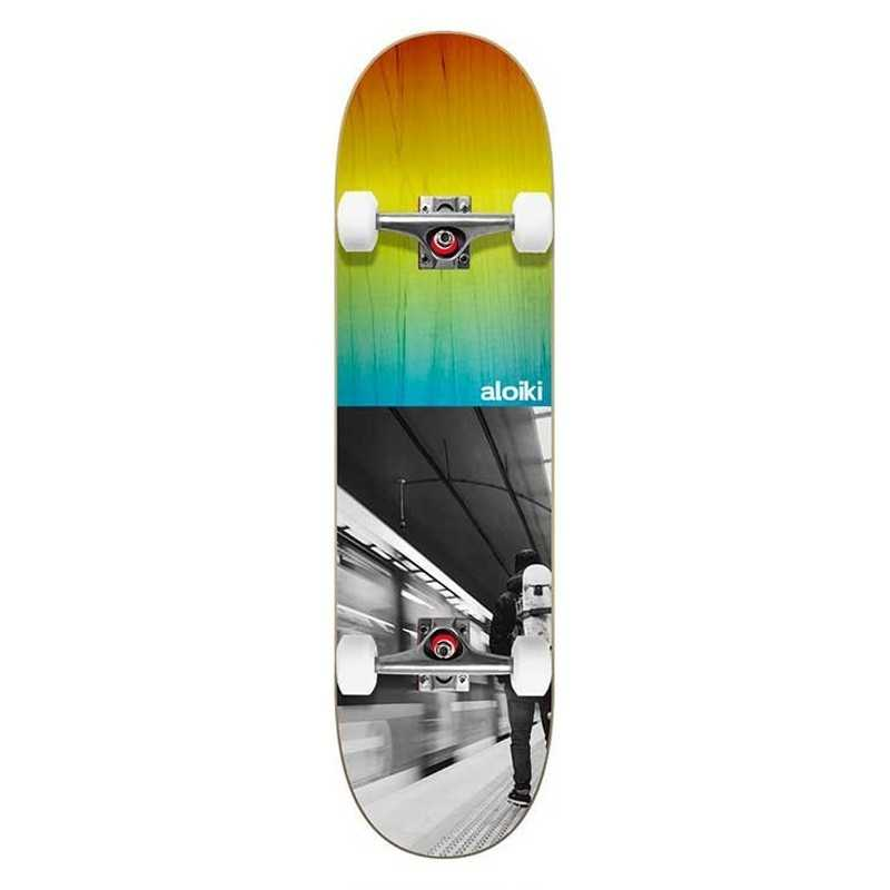"""Aloiki Metro 7.87"""" Skateboard"""