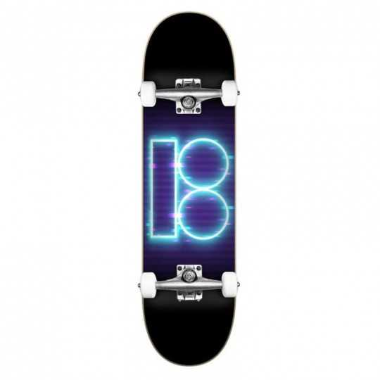 "Plan B Team Night Moves 8"" Skateboard"