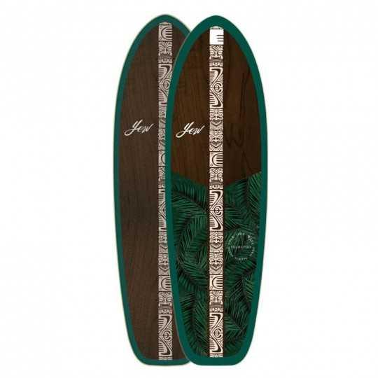 "Yow Teahupoo 34"" Surfskate Deck"