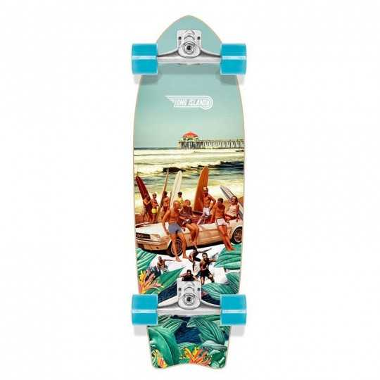 "Long Island Pier 31"" Surfskate"