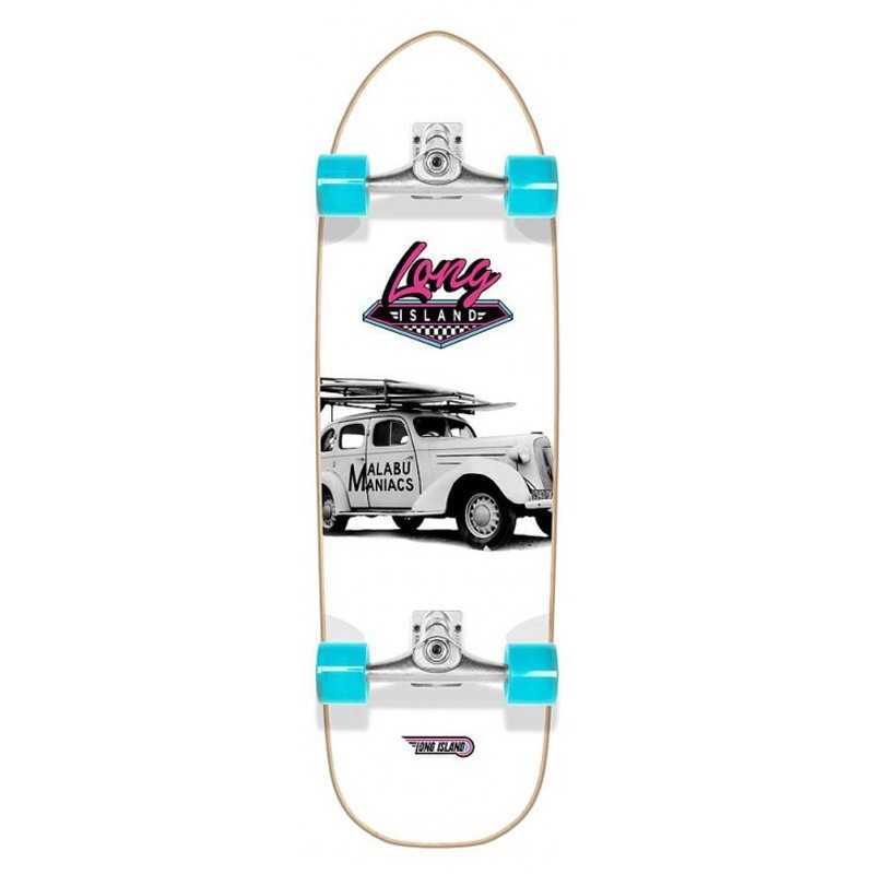 "Long Island Maniacs 34"" Surfskate"