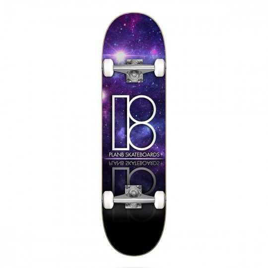 "Plan B Team Cosmo 7.75"" Skateboard"