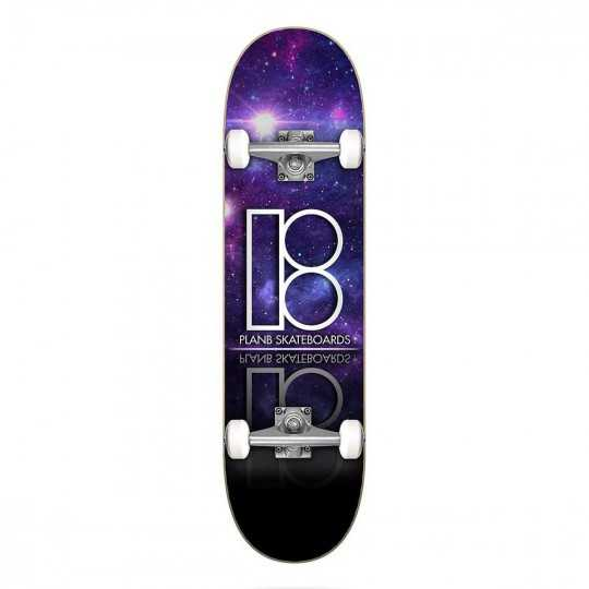 "Plan B Team Cosmo 7.75"" Skateboard"