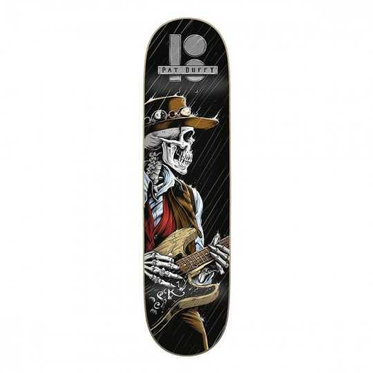 "Plan B Duffy 8.37"" Sky Cry Skateboard Deck"