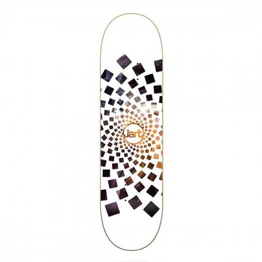 "Jart Spiral 8.125"" HC Plateau Skateboard"