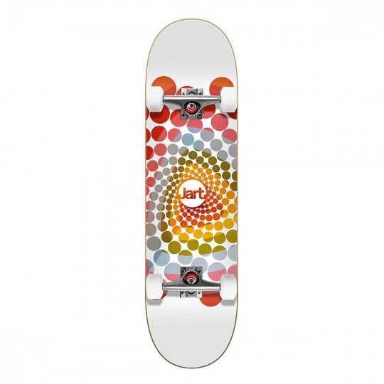"""Jart Spiral 8"""" HC Skateboard Complet"""