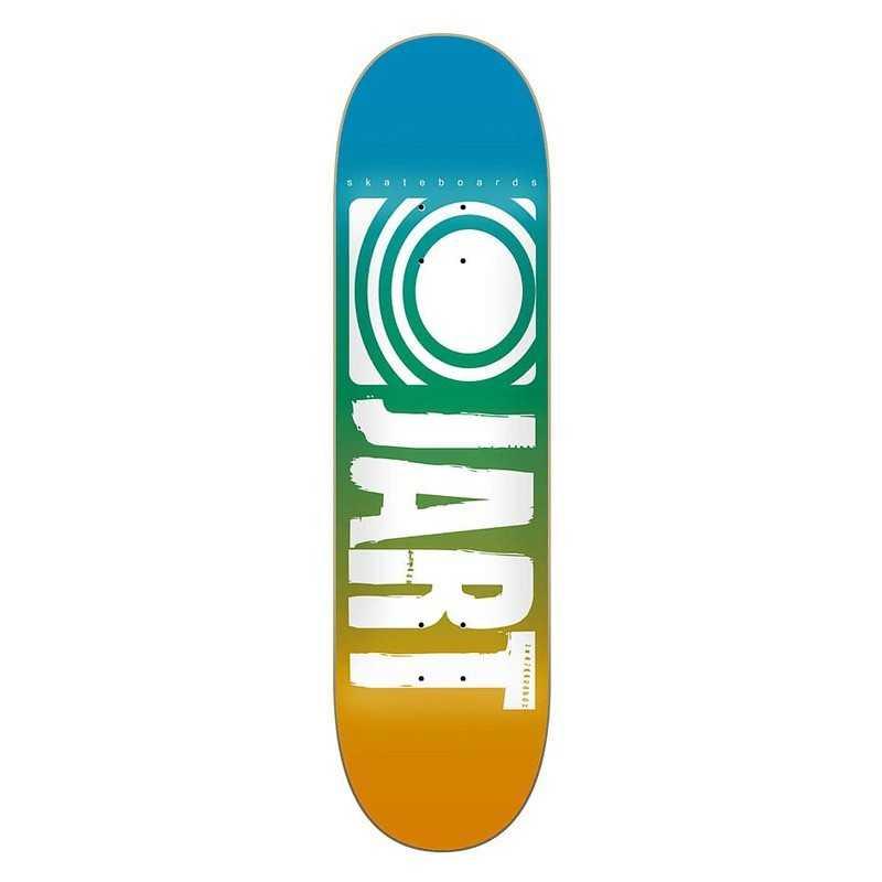 "Jart Classic 7.375"" LC Plateau Skateboard"