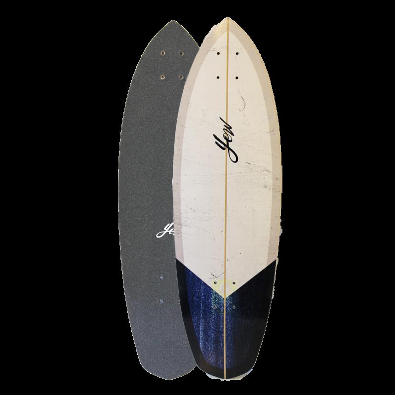 "Yow Rapa Nui 32"" Plateau Surfskate"