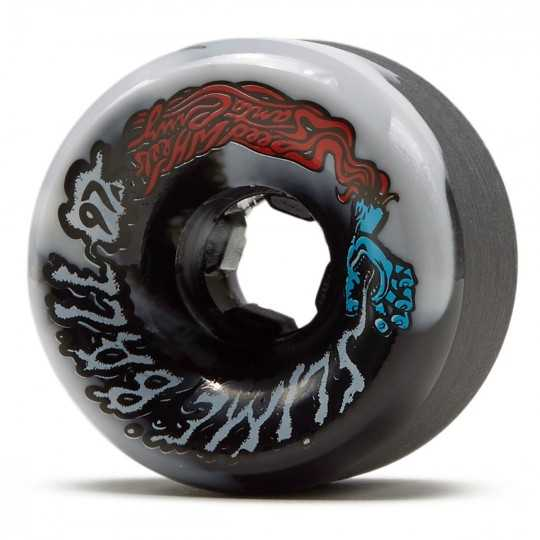 Santa Cruz Slime balls 60mm 97A Skateboard Wheels