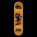"""Cruzade Mutant Speedfreak 8"""" Plateau Skateboard"""