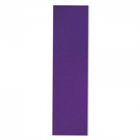 "Jessup Purple 9"" x 33"" Skateboard griptape"