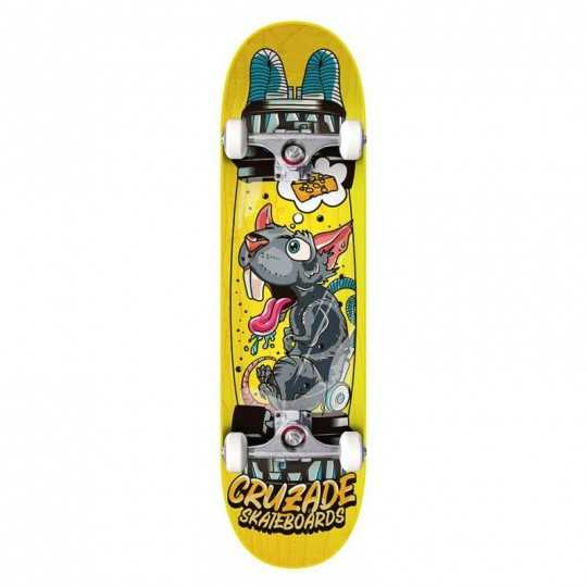 "Cruzade Clone 8.25"" Skateboard"