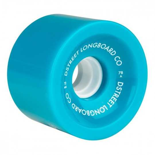 D Street Hawaiian 70mm Longboard Wheels