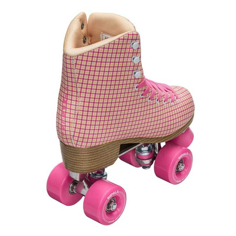 Moxi Rainbow Rider Beginner Quad Roller Skates Recreational Outdoor High Top Roller Skates in Multiple Colours for All Ages
