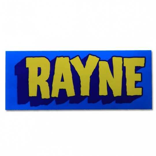 Rayne Sticker Blue & Yellow...