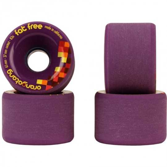 Orangatang Fat Free 65mm...