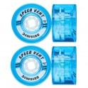 Seismic Speed vents 85mm Longboard wheels