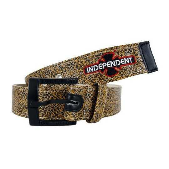 Independent ceinture Crocodile