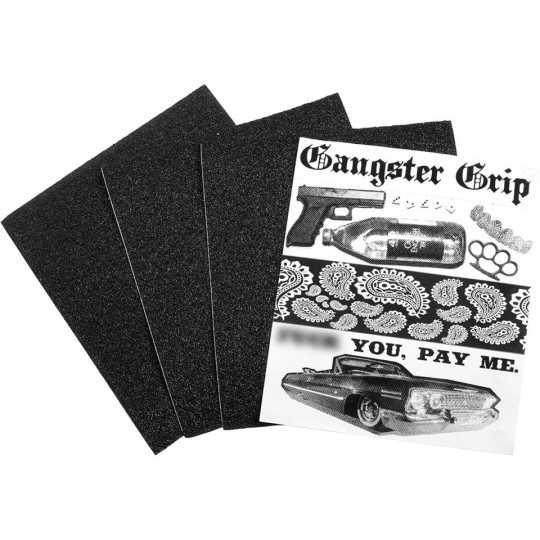 Venom Gangster Grip longboard
