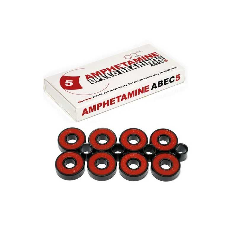 Amphetamine Abec-5 Skateboard bearings