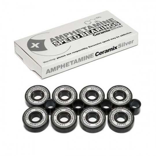 Amphetamine Ceramix Silver...