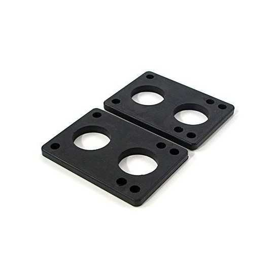 "Flat shock pads 1/4"" (Set..."