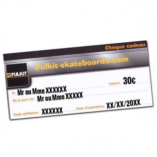 Gift certificate 30 €