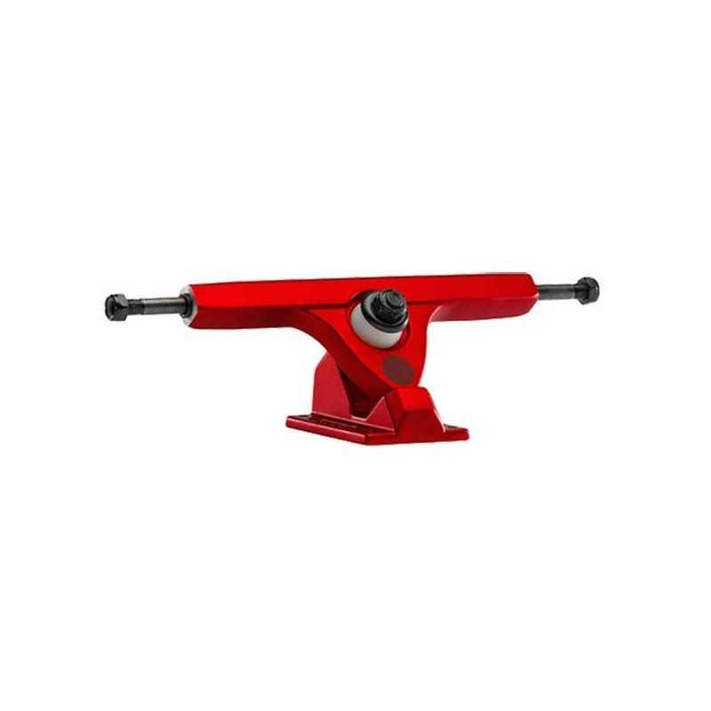 "Caliber 2 Fifty Satin Red 10"" (Single longboard truck)"