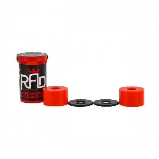 Rad Barrels Bushings longboard