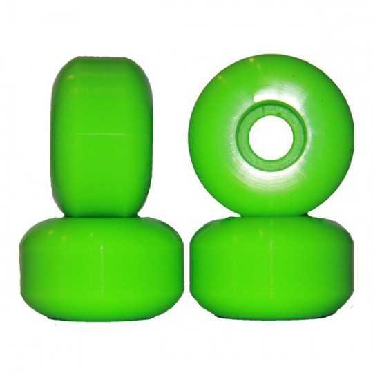 Nudes 54mm Green Skateboard...