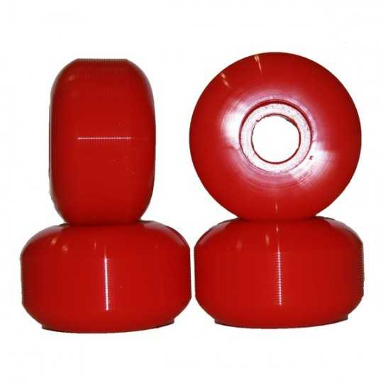 Nudes 52mm Red Skateboard...
