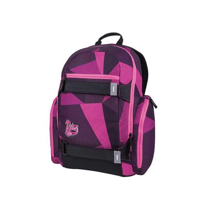 Nitro The Local Fragments Purple Bagpack