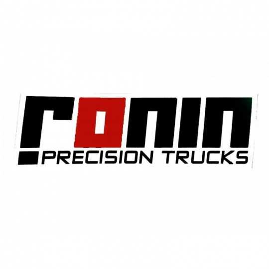 Ronin trucks Co. Sticker