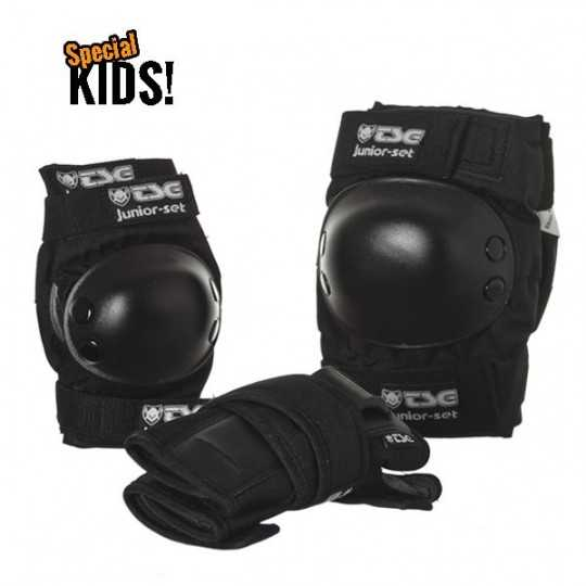 TSG Junior Set Black Multi...