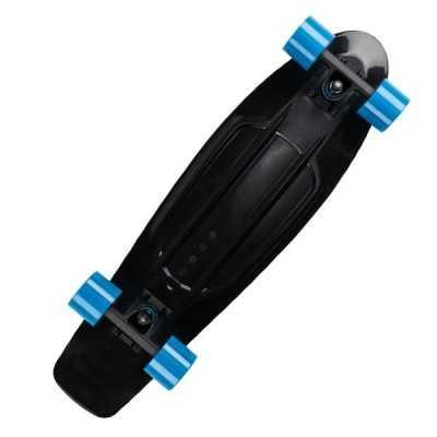 D Street Grande Cruiser V2 Noir Skateboard complet