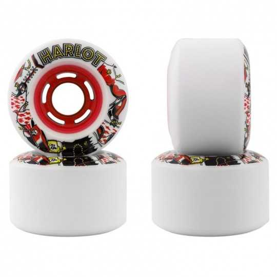 Venom Harlot Cobra core 71mm Longboard wheels