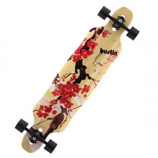 "Bustin Summit 42"" Blossom Longboard complet"