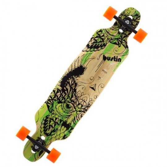"Bustin Summit 42"" Chief Longboard complet"