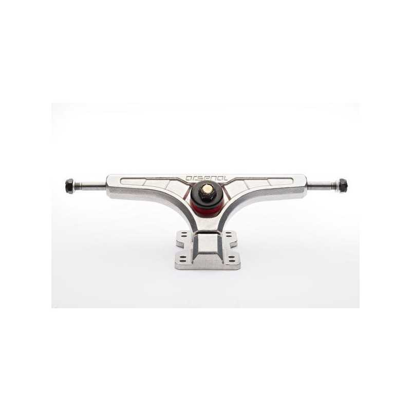 Arsenal Cast 50° 165mm Truck longboard(Unité)