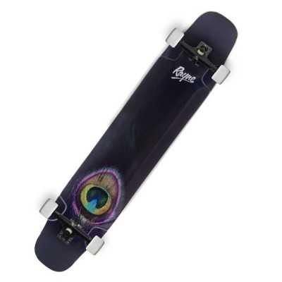 """Rayne Whip 47"""" Peacock Longboard complet"""