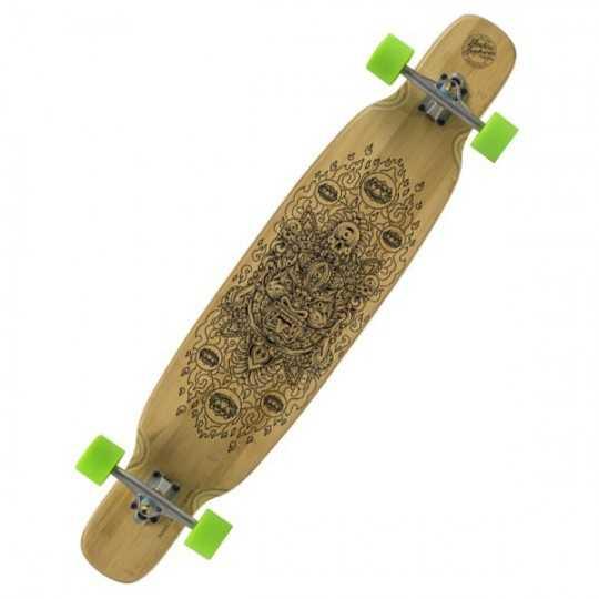 Mindless Voodoo Hamu 44 Longboard complet